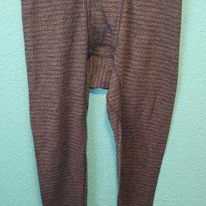 NWT Men's Smartwool Base Layer Pants Size M Gray